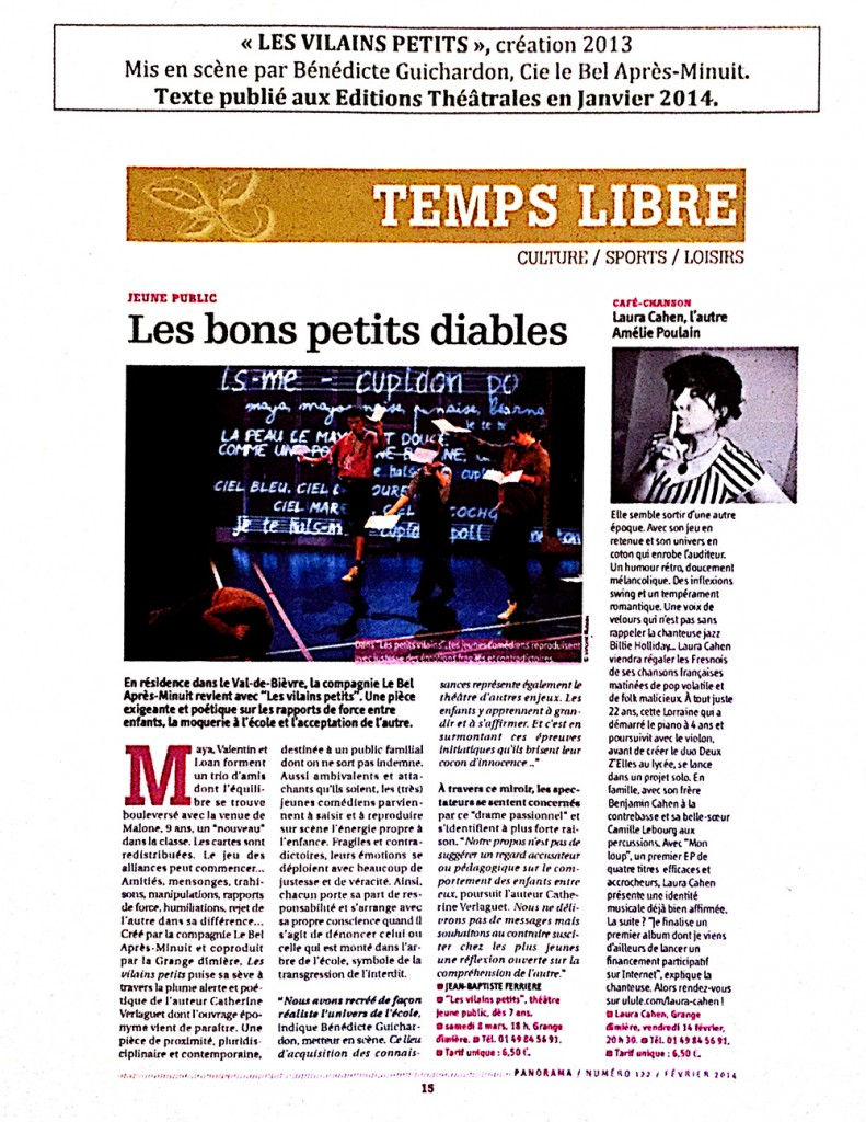article_editionstheatrales
